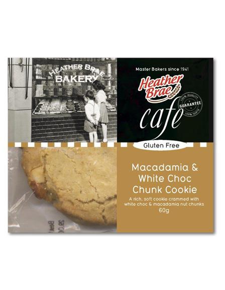 Macadamia & White Choc