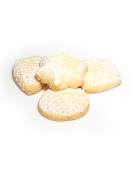 Xmas Shortbread Shapes