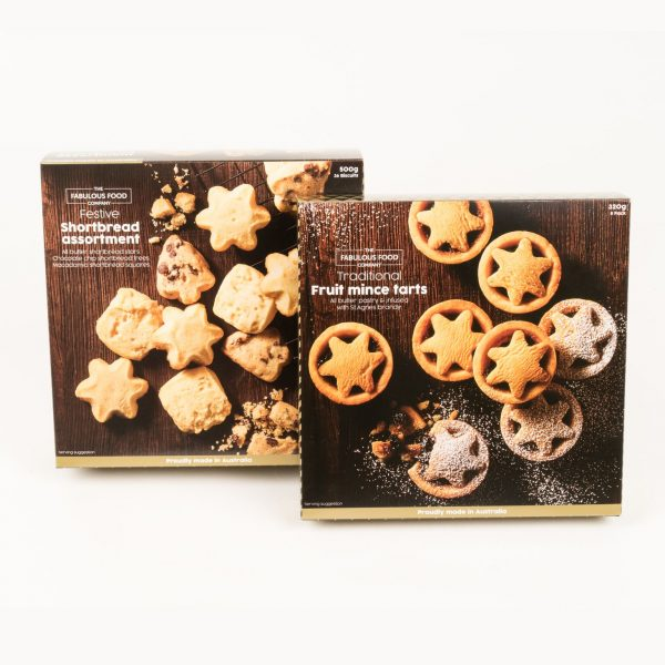 Christmas Selection Packaging