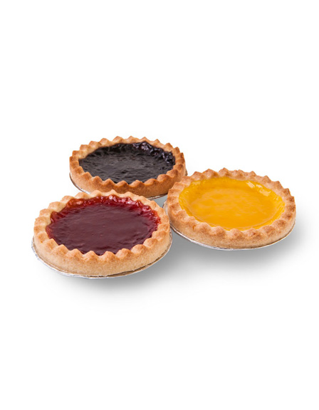 Mixed Jam Tarts