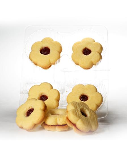 4 pack Jam Daisies
