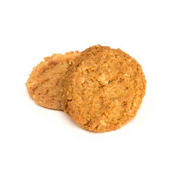 Mini Anzac Biscuits